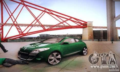 Renault Megane Coupe für GTA San Andreas Seitenansicht