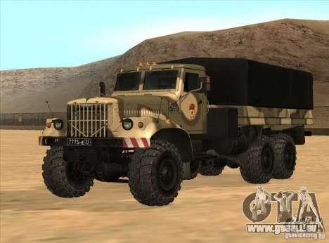 KrAZ v1. 0 für GTA San Andreas