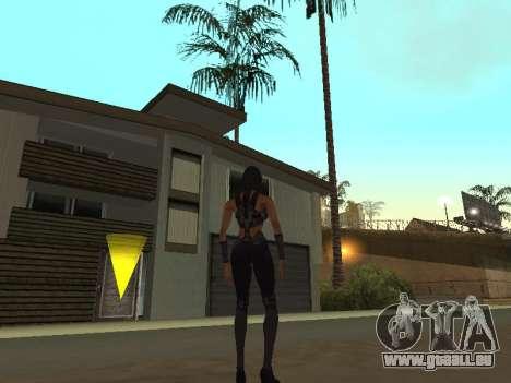 Archlight Deadpool The Game für GTA San Andreas dritten Screenshot