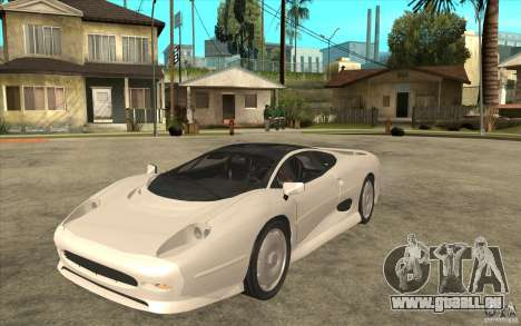 Jaguar XJ 220 pour GTA San Andreas