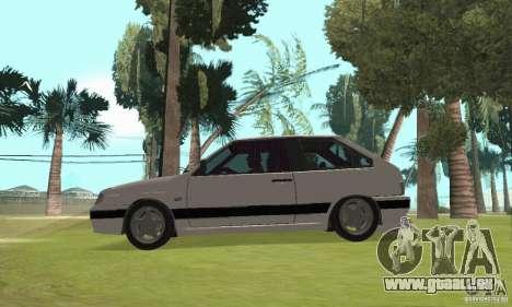 VAZ 2113 LSP Tuning pour GTA San Andreas vue de droite