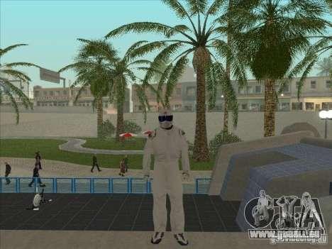 Stig pour GTA San Andreas quatrième écran