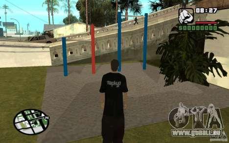 Reckstangen für GTA San Andreas