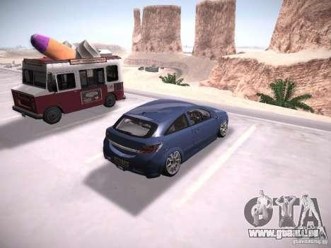 LiberrtySun Graphics ENB v3.0 pour GTA San Andreas troisième écran