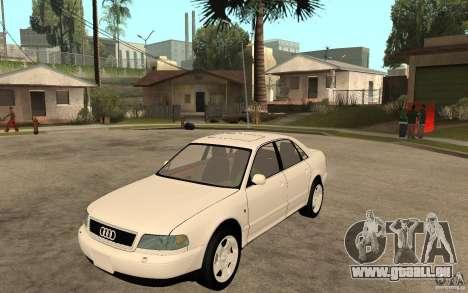 Audi A8 4.8L 2000 für GTA San Andreas