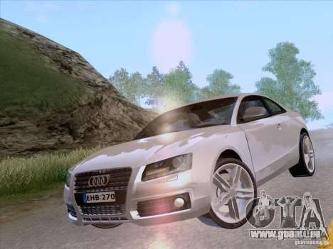 Audi S5 pour GTA San Andreas