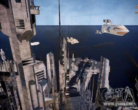 Stargate Atlantis für GTA 4 fünften Screenshot