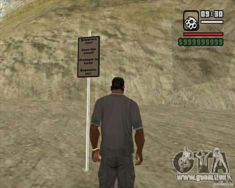 Haus Jäger v3. 0 Final für GTA San Andreas dritten Screenshot