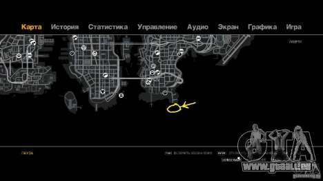 Laguna Seca ( Final ) für GTA 4 Sekunden Bildschirm