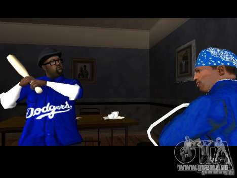 Piru Street Crips pour GTA San Andreas sixième écran