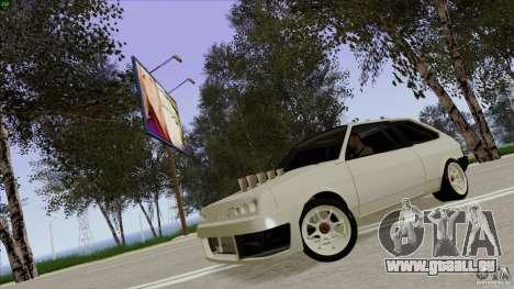 ВАЗ 2108 Sport pour GTA San Andreas vue arrière