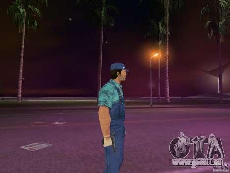 Armes de Pak intérieur pour GTA Vice City septième écran