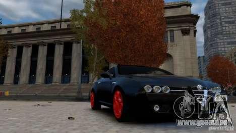 Alfa Romeo Brera Italia Independent 2009 v1.1 pour GTA 4 est un droit