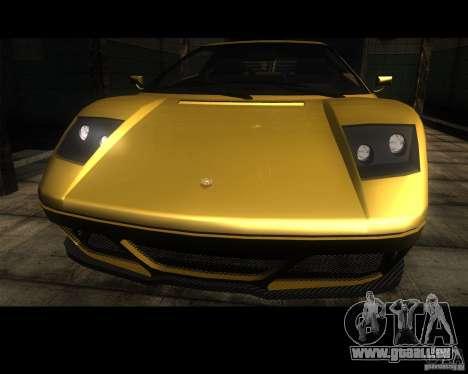 IV HQLM v2.1 pour GTA San Andreas troisième écran