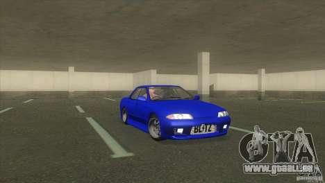 Nissan Skyline R32 GTS-T für GTA San Andreas rechten Ansicht