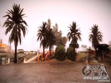 New trees HD für GTA San Andreas fünften Screenshot