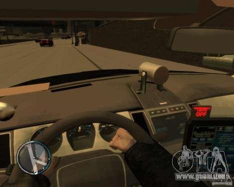 Ford Taurus Police Interceptor Stealth pour GTA 4 est un droit