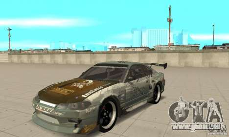 Nissan Silvia S15 [F&F3] für GTA San Andreas