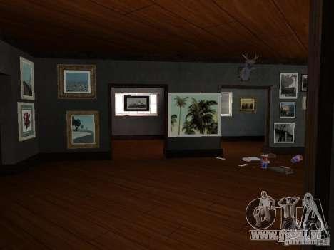 GTA Museum für GTA San Andreas zehnten Screenshot