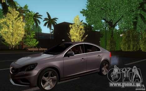 Volvo S60 2011 für GTA San Andreas