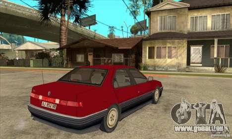 Alfa Romeo 164 für GTA San Andreas rechten Ansicht