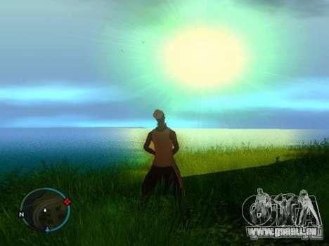 Project Reality mod beta 2.4 pour GTA San Andreas troisième écran