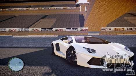 Lamborghini Aventador LP 700-4 für GTA 4 rechte Ansicht