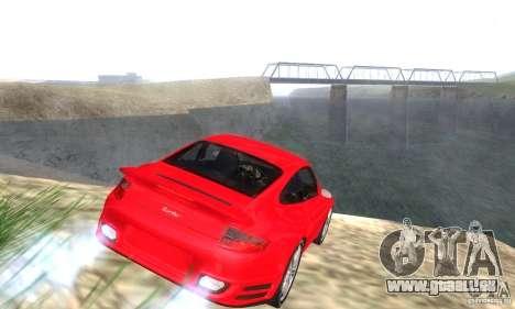 Color Correction pour GTA San Andreas quatrième écran