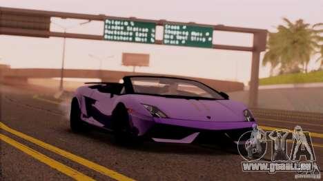 Extreme ENBseries v1.0 pour GTA San Andreas deuxième écran