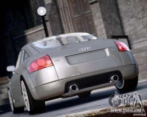 Audi TT 2004 pour GTA 4 est une gauche