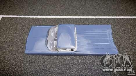 Chevrolet El Camino Custom 1959 pour GTA 4 est un droit