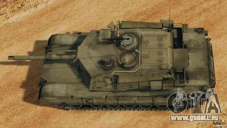 M1A2 Abrams pour GTA 4 est un droit