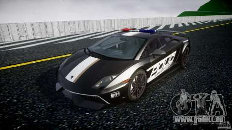 Lamborghini Gallardo LP570-4 Superleggera 2011 für GTA 4