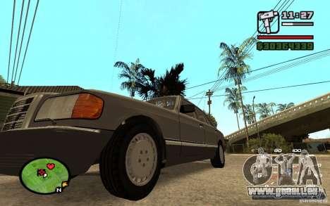 CAMZum beta disponible de GTA 5 pour GTA San Andreas deuxième écran