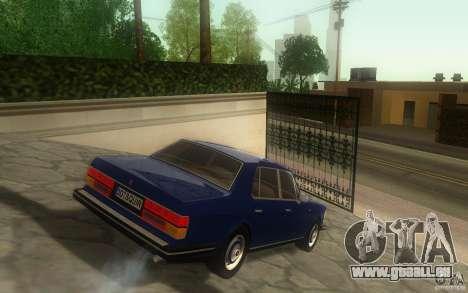 Rolls-Royce Silver Spirit 1990 pour GTA San Andreas laissé vue