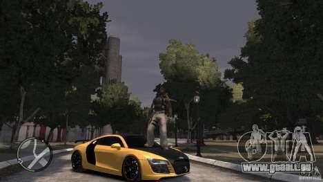 50 Cent für GTA 4 Sekunden Bildschirm