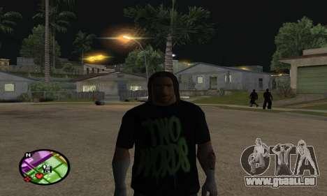 Triple H pour GTA San Andreas sixième écran