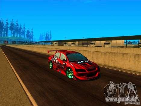 GateWay International pour GTA San Andreas cinquième écran