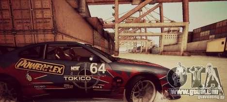 Tokyo Drift map pour GTA San Andreas quatrième écran