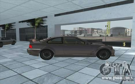 Sentinel von GTA 4 für GTA San Andreas linke Ansicht