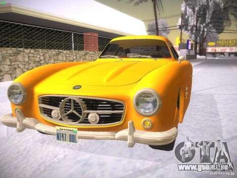 Mercedes-Benz 300SL pour GTA San Andreas