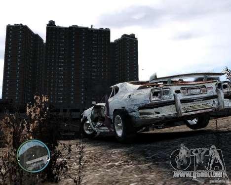 Flatout Shaker IV für GTA 4 rechte Ansicht