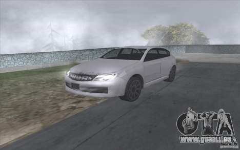 Subaru Impreza-Stil SA für GTA San Andreas