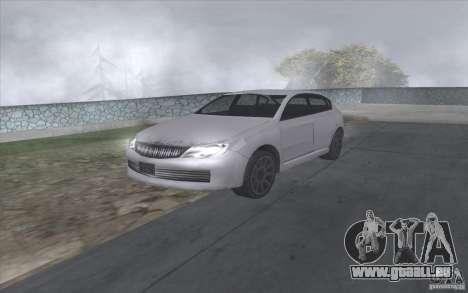 SA Subaru Impreza-style pour GTA San Andreas