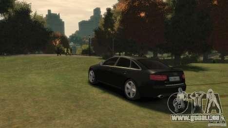 Audi RS6 v.1.1 pour GTA 4 est une gauche