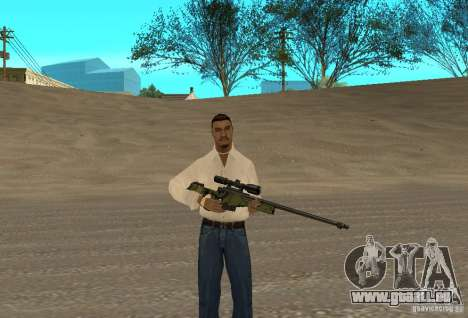 L118A Collection Wooland pour GTA San Andreas