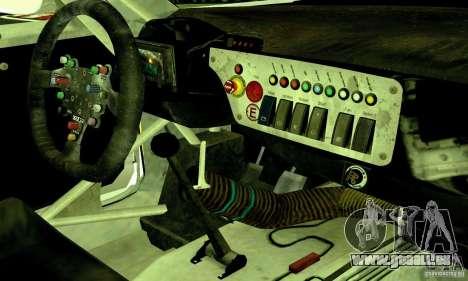 BMW Z4 E85 M GT 2008 V1.0 für GTA San Andreas Seitenansicht