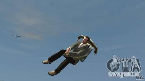 Jetpack pour GTA 4