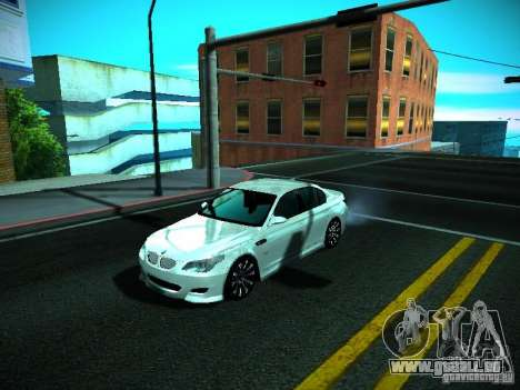ENBSeries V4 pour GTA San Andreas deuxième écran