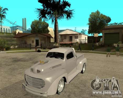 Ford F1 Pickup Hotrod 49 für GTA San Andreas